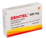 Solphyllin Syrup Zentel 400 mg 2 160x130